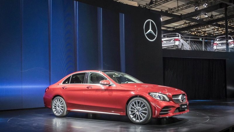 2018 - [Mercedes] Classe C Restylée [W205/S205] - Page 5 49f22310