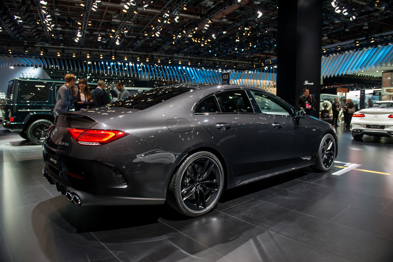 2018 - [Mercedes] CLS III  - Page 6 4a312a10