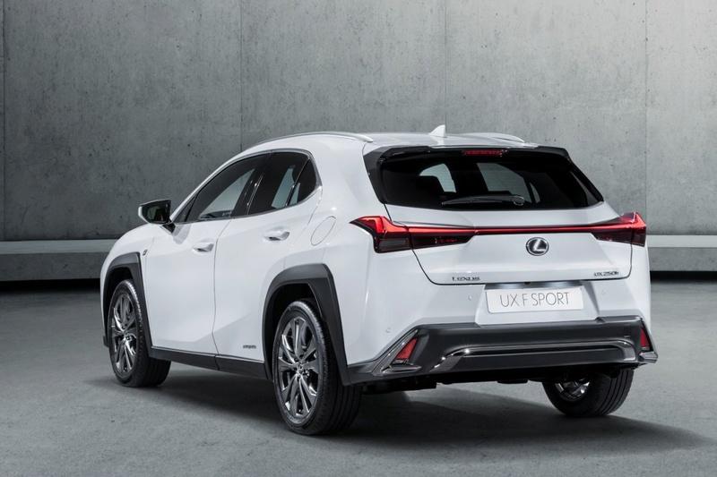 2018 - [Lexus] UX - Page 2 4a8f2810