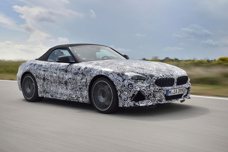 2018 - [BMW] Z4 (G29) - Page 5 4a93e610