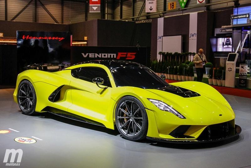 2017- [Hennessey] Venom F5 4ab05710