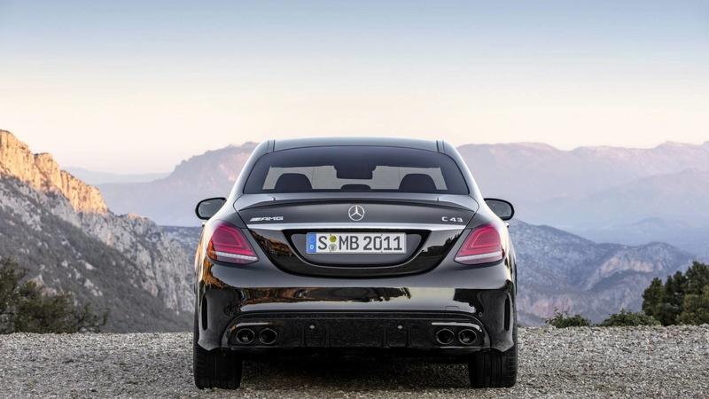 2018 - [Mercedes] Classe C Restylée [W205/S205] - Page 4 4abaf510