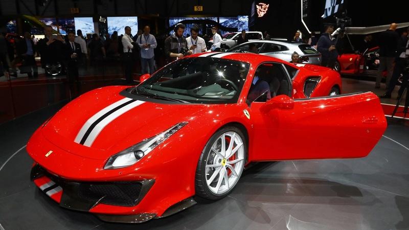 2018 - [Ferrari] 488 Pista - Page 6 4b21d810
