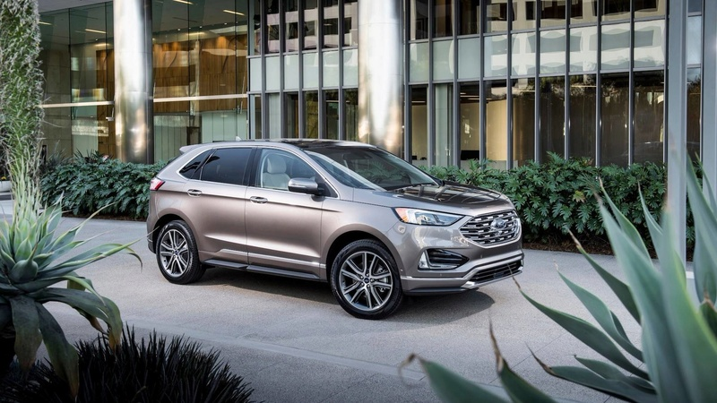 2015 - [Ford] Edge II - Page 6 4cb40c10