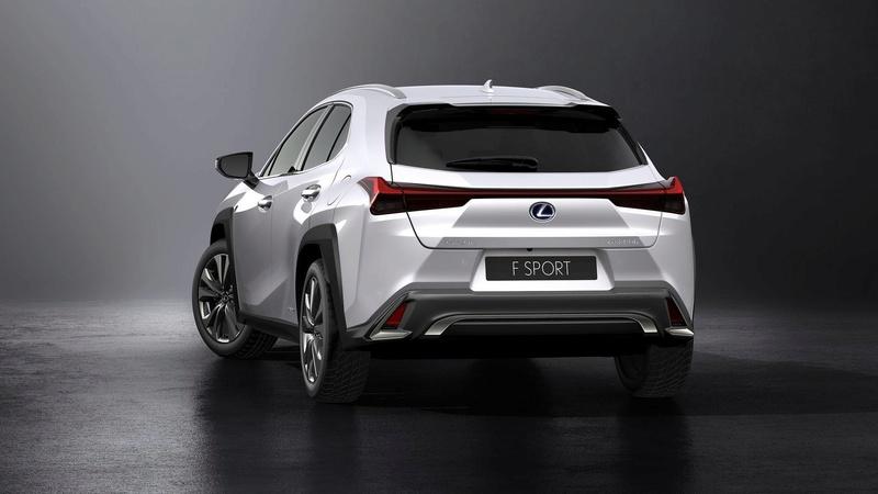 2018 - [Lexus] UX - Page 2 4ce2ef10