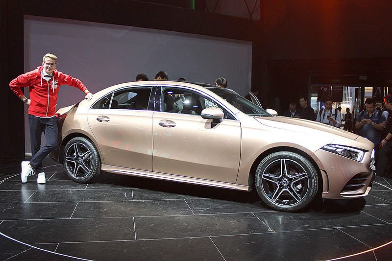 2018 - [Mercedes-Benz] Classe A Sedan - Page 4 4d14e310