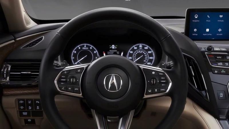 2018- [Acura] RDX 4d4c1910