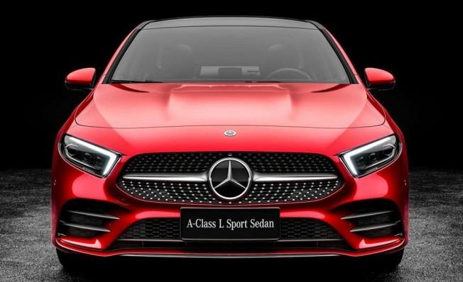 2018 - [Mercedes-Benz] Classe A Sedan - Page 3 4e02d010