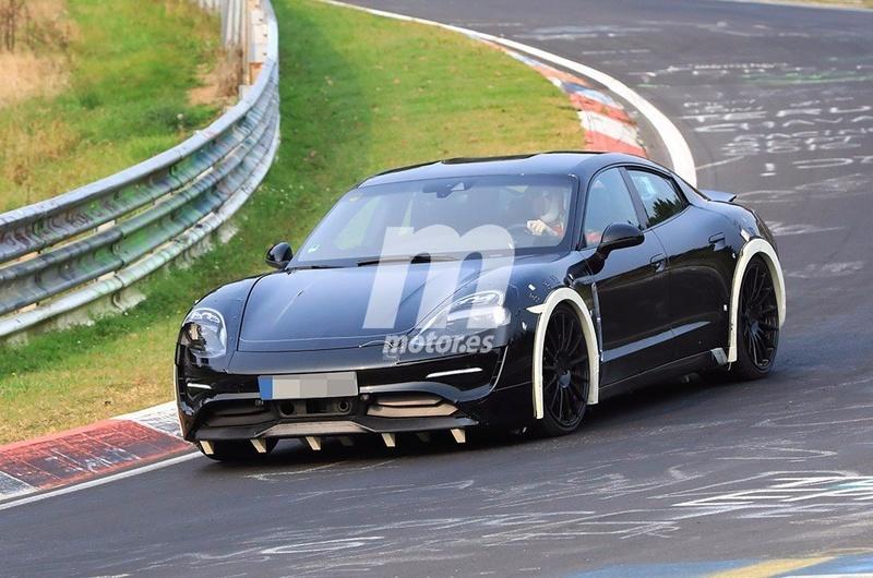 2019 - [Porsche] Taycan [J1] - Page 2 4e30e310