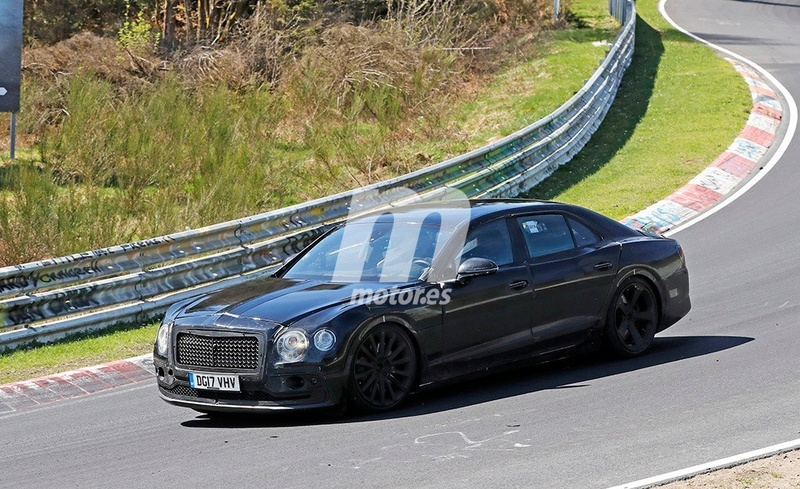 2019 - [Bentley] Flying Spur - Page 2 4e4c9d10