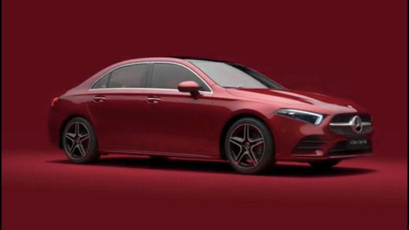 2018 - [Mercedes-Benz] Classe A Sedan - Page 3 4ecbc510