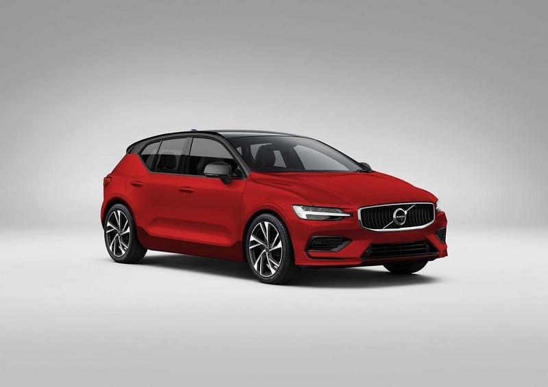 2018 - [Volvo] V40 II 4f004d10