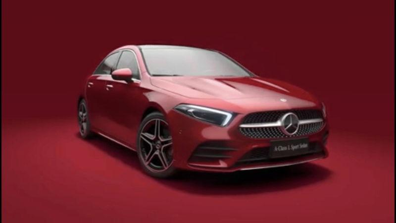 2018 - [Mercedes-Benz] Classe A Sedan - Page 3 4f5ac910