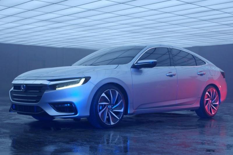 2018 - [Honda] Insight III 4f61a410