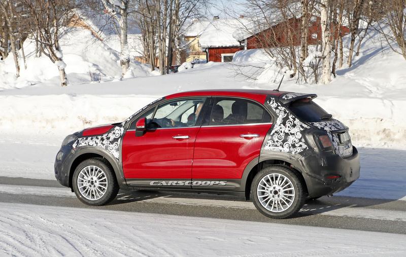 2018 - [Fiat] 500X restylé 4fe9a010