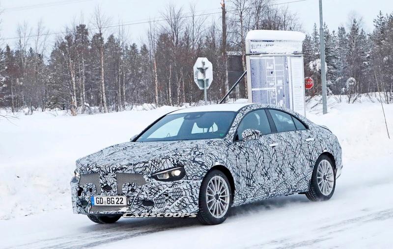 2019 - [Mercedes-Benz] CLA II 50157510