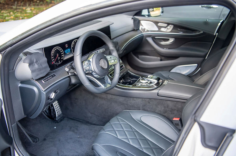 2018 - [Mercedes] CLS III  - Page 3 50916010