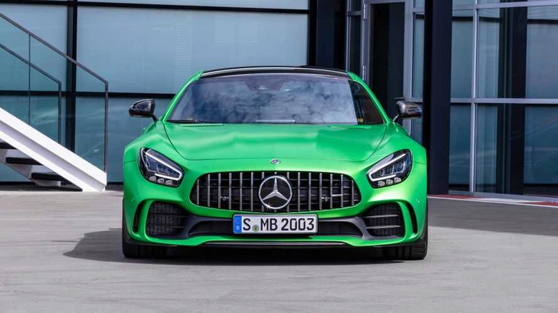 2014 - [Mercedes-AMG] GT [C190] - Page 30 50e12710