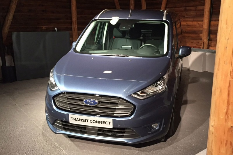 2017 - [Ford] Tourneo/Transit restylé - Page 2 5131f310