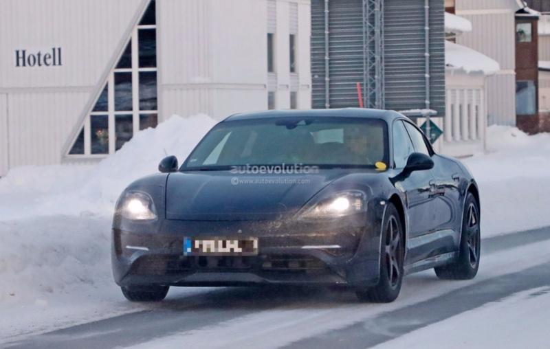 2019 - [Porsche] Taycan [J1] - Page 2 515ba710