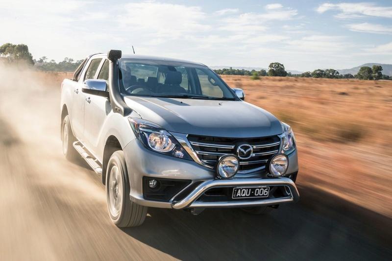 2015 - [Mazda] BT-50 restylé 51660610