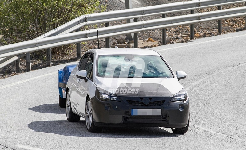 2018 - [Opel] Astra restylée  - Page 3 5189a810