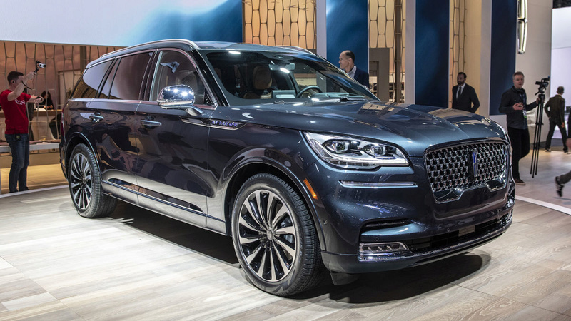2019 - [Lincoln] Aviator 51d3b710