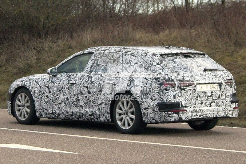 2017 - [Audi] A6 Berline & Avant [C8] - Page 4 52096410