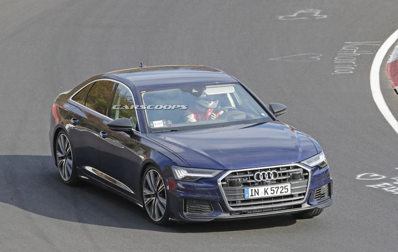 2017 - [Audi] A6 Berline & Avant [C8] - Page 10 52166810