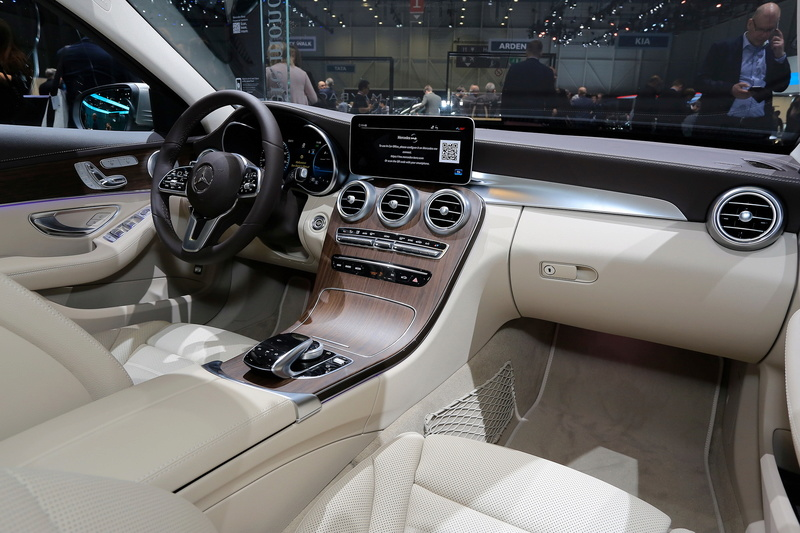 2018 - [Mercedes] Classe C Restylée [W205/S205] - Page 4 52223110