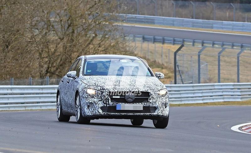 2018 - [Mercedes-Benz] Classe A Sedan - Page 3 525eea10