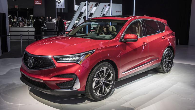 2018- [Acura] RDX 52767c10