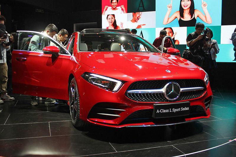 2018 - [Mercedes-Benz] Classe A Sedan - Page 4 52d70e10