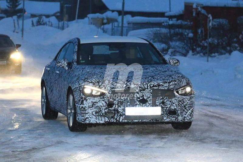 2019 - [Mercedes-Benz] CLA II 536acd10