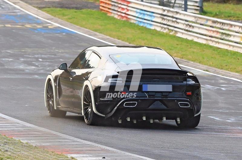 2019 - [Porsche] Taycan [J1] - Page 2 53bca110