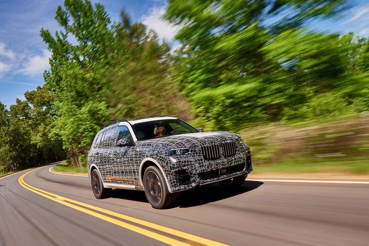 2017 - [BMW] X7 [G07] - Page 9 543da110