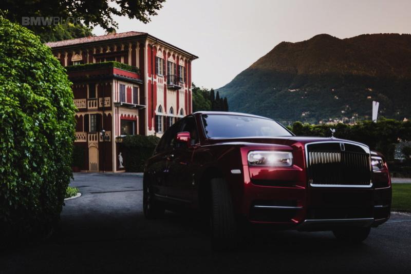 2017 - [Rolls-Royce] SUV Cullinan - Page 15 54abe610