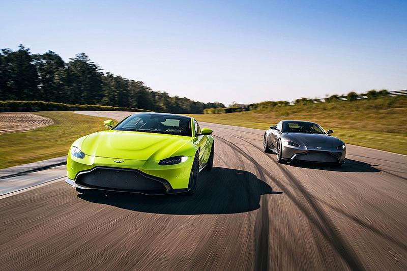 2017 - [Aston Martin] Vantage - Page 2 55d79110