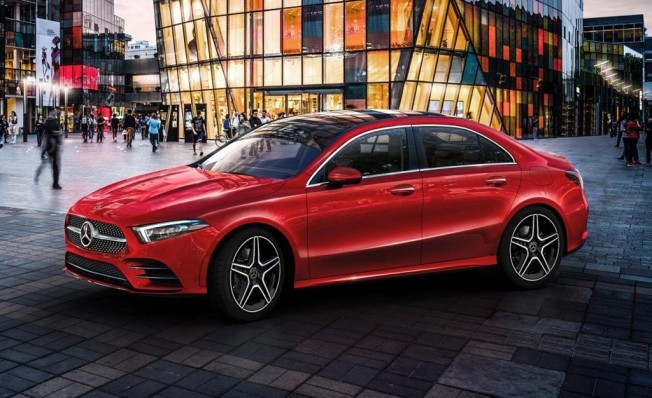 2018 - [Mercedes-Benz] Classe A Sedan - Page 3 5618db10