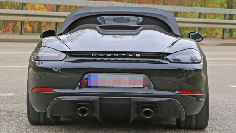 2016 - [Porsche] 718 Boxster & 718 Cayman [982] - Page 6 56943810