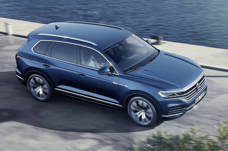 2018 - [Volkswagen] Touareg III - Page 8 574e6a10