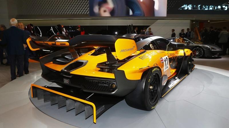 2018 - [McLaren] Senna - Page 2 581e6710