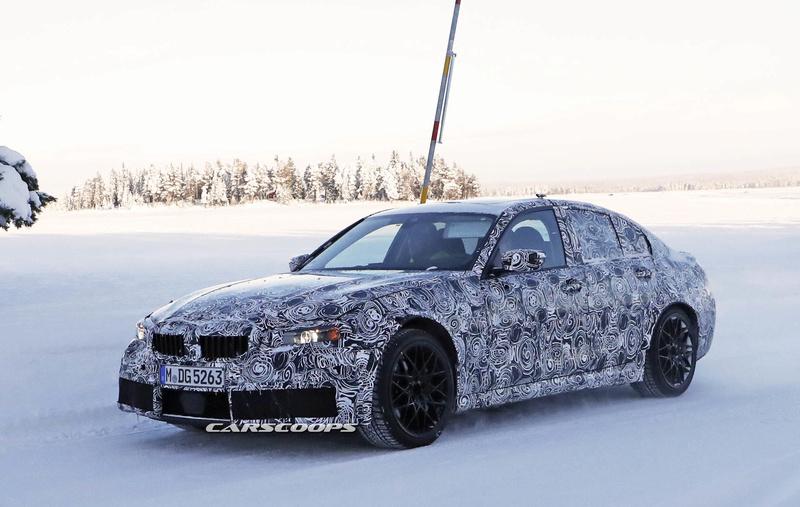 2019 - [BMW] M3/M4 589ab310