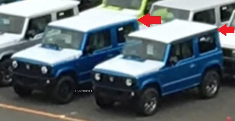 2018 - [Suzuki] Jimny 2  - Page 2 58ccc210
