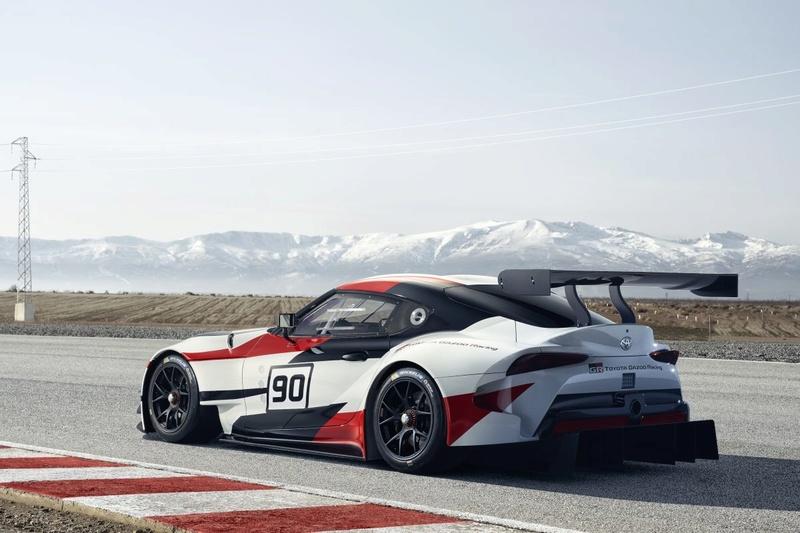 2018 - [Toyota] Racing concept 58f7dc10