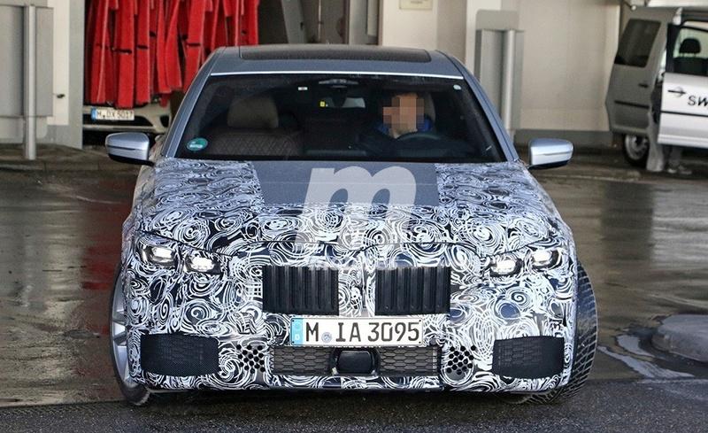 2019 - [BMW] Série 7 restylée  59c0f010