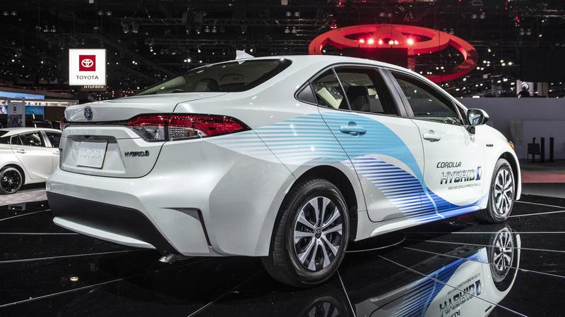 2018 - [Toyota] Corolla Sedan - Page 2 59d26b10