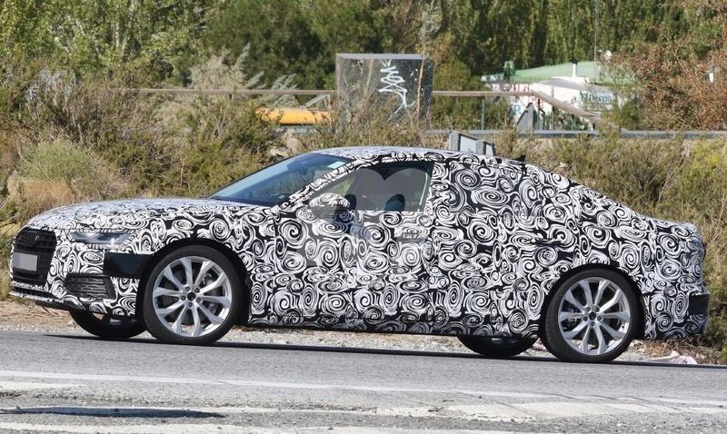 2017 - [Audi] A6 Berline & Avant [C8] - Page 4 59facd10