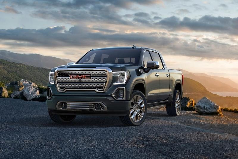 2018 - [Chevrolet / GMC] Silverado / Sierra 5a551710