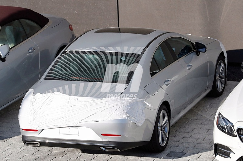 2018 - [Mercedes] CLS III  - Page 3 5a768910